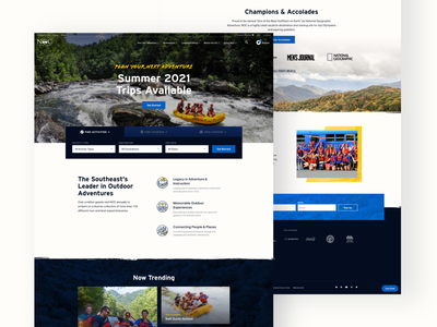 Nantahala Outdoor Center Icon Set — 2 𝑜𝑓 2 web boston clean illustration graphic design recreation explore paddle canoe hiking kayak icon set icons iconography ui webdesign rafting outdoor nantahala