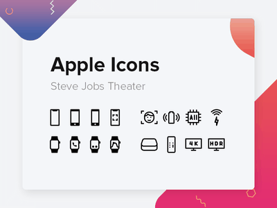 Free apple icons line solid iphone 8 set iphone x svg steve jobs theater download icon apple free