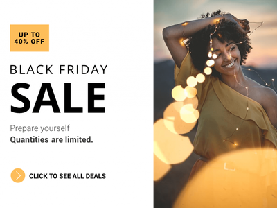 Black friday - pop-ups black friday popup pop-up lightbox overlay modal spa inspection ecomerce exit intent exitintent ad offer coupon buy now background conversion optimization rate sale