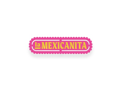La Mexicanita: Mexican Goods brazil mexican food illustrator icon design logo illustration branding