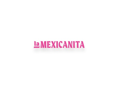 La Mexicanita: Mexican Goods. brazil mexican food vector illustrator icon design logo illustration branding