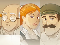 Entaros Ltd. Character Design
