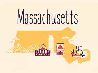 Mass Gotv prudential bridge state house mayflower massachusetts boston vote