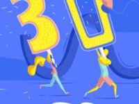 30's Birthday - Zoom !