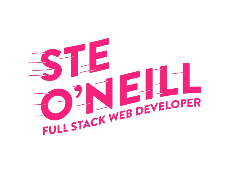 Ste O'Neill Logo logo