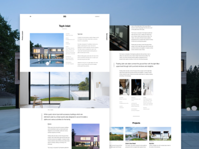 Architecture Firm—Type and Layout Exploration