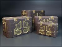 22 BoxCutter EVexpress Grungit