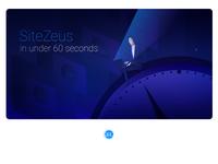 SiteZeus - In Under 60 Seconds