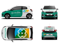 Car Wrapping Project VD + USI