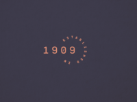 1909 Marks