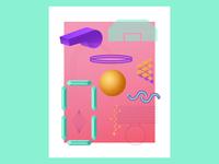 March Radness — Pink