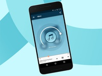 Mimi Music android app – music player
