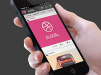 Dribbble For Android_1