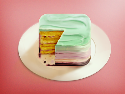 Cake Icon icon