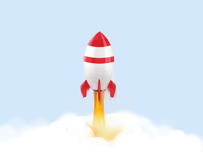 Rocket icon icon