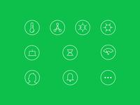 Bstant Icon