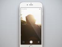 Snapchat Meets VSCO Concept [FREE PSD]