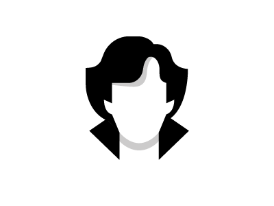 Sherlock mark logo bw minimal sherlock