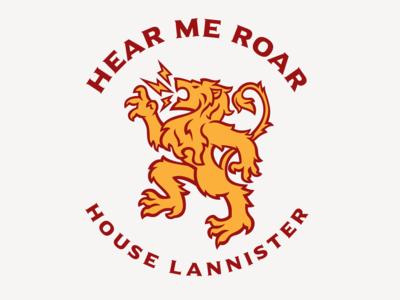 Lannister Sigil Redesign