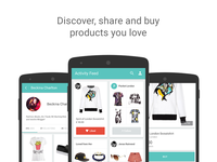 Shopa App for Android
