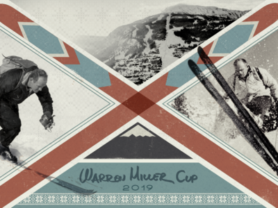 Warren Miller Cup Flag 2019