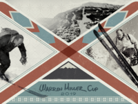 Warren Miller Cup Flag 2019