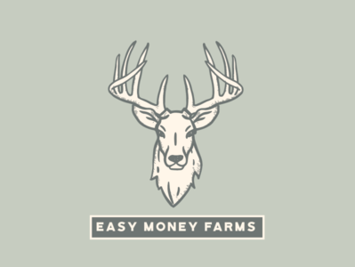 Easy Money Farms Logo - Progress