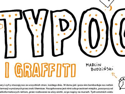 G magazine inside typography illustration magazine