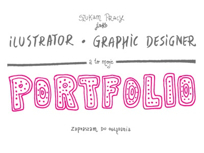 Portfolio portfolio typography
