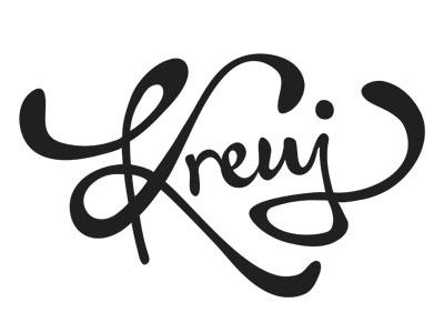 Kreuj typography