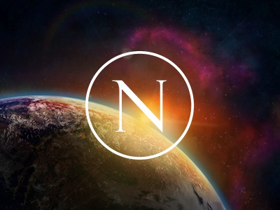 Neurointuicja webpage logo branding