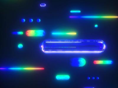 Retro RGB Glows