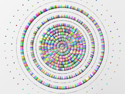 Multi color shader exploration 1