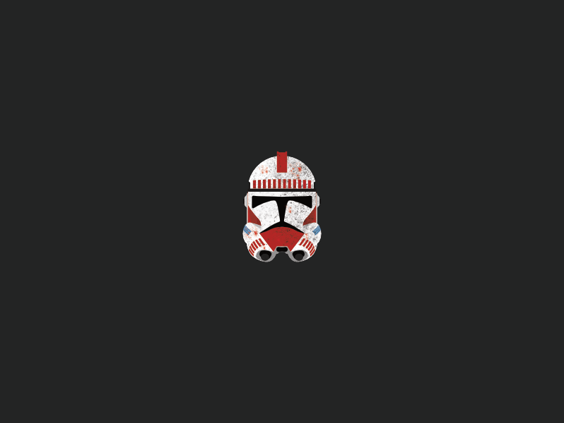 Coruscant guard clone trooper affinity designer clone trooper star wars