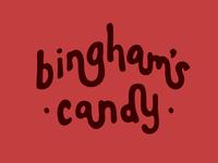 Bingham's Candy