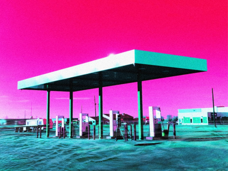 GAS STATION 001