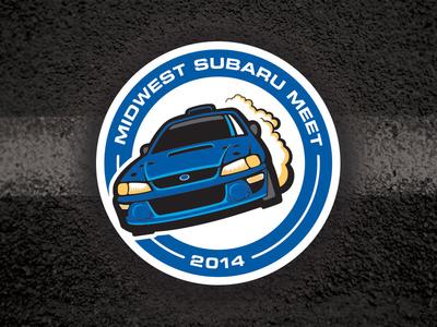 Midwest Subaru Meet