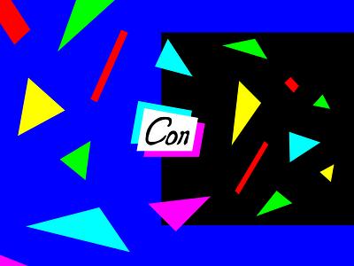 Conbrandt saturation geometric pattern brand branding logo personal brand