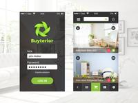Design of app