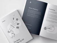 Pinkston State of the Op-Ed Brochure Design