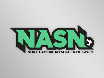 NASN Cutting Room Floor nasn soccer radio branding logo pete schwadel pete schwadel designer graphic design sports