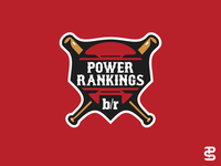 Bleacher Report MLB Power Rankings Stamp