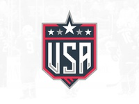 USA Hockey Identity Concept