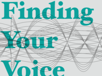 Finding Your Voice 2