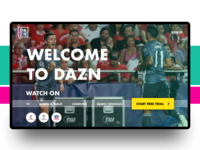 Dazn Sport Streaming | Landing