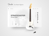 Fender | Hendrix Signature