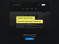 Amnesty International - Campaign Redesign