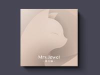 珠宝直播Logo设计-珠宝猫