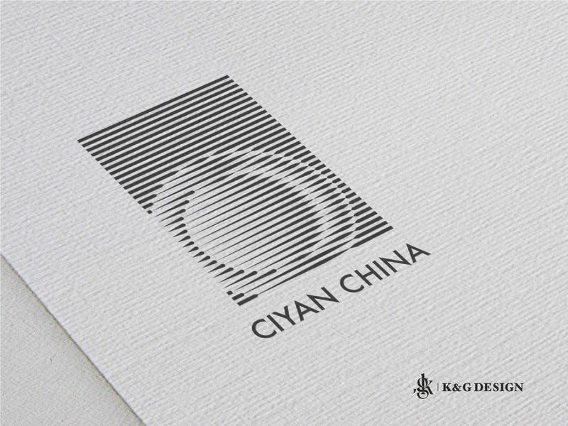 陶瓷品牌Logo设计-瓷宴 中国 brand 瓷器 china logo