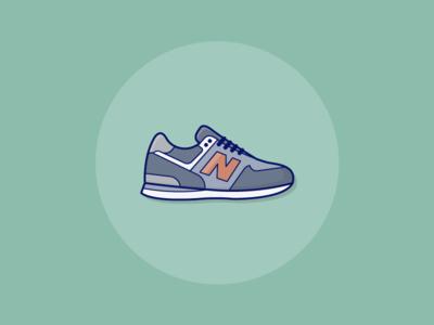 New Balance fashion sport new balance shoes